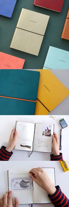 Your planner is one of your most essential items, so get a timeless one that's ultra sleek & classy! This chic scheduler comes in over 10 flawless colors to suit your personal style. Inside, you can plan out 13 months of your life & organize events & tasks by day, week, month, or year! It has 50 pages of notes for your memos as well as specialized space to jot down your bucket list & to do list, and record your favorite memories & mementos! You won't be able to get enough of this superb…