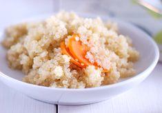 Quinoa, Risotto, Grains, Rice, Ethnic Recipes, Food, Essen, Meals, Seeds