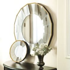 Who sells mirror decor? Find stylish mirror decor, wall art mirrors, and more at Ballard Designs today! Beveled Edge Mirror, Frameless Mirror, Convex Mirror, Sunburst Mirror, Mirror Mirror, Wall Mirrors, Antiqued Mirror, Entry Mirror, Furniture