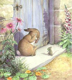 Peter Rabbit by Wendy Rasmussen