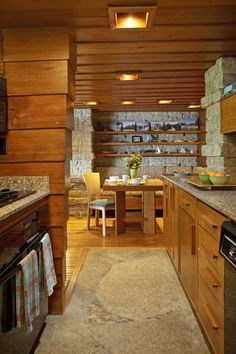 Stuart Richardson House, 1951. Glen Ridge, New Jersey. Frank Lloyd Wright. Usonian Style