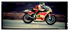 Tom Herron -Venezuela GP 1979