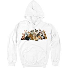 [Hoodie] - Cool Cats