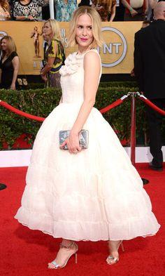 Sarah Paulson  - click through to see more nominees at their first SAG Awards