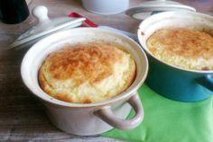 Retete Culinare - Sufleu de cascaval