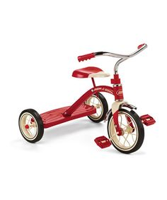"""Take a look at this 10"""" Tricycle by Radio Flyer on #zulily today!"""