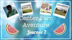 CENTER PARC AVENTURE : Piscine, Chute, & Rodéo