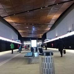 #metroasemalla #AaltoYliopisto. #metrostation 🚉 #AaltoUniversity. #Espoo #metro 🚇 #station #design #länDimetro. #länsimetro. #metrolla #Helsingistä #Esposeen och bäk. Believe, Design, Leotards