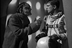 Martin Landau as Andro- The Man Who Was Never Born- The Outer Limits