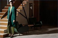 Italian Tones: Adrien Sahores for Plaza Uomo