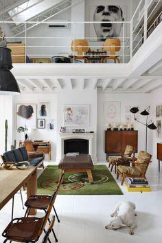 The Delfin + Postigo residence  Madrid, Spain - Antonio Martins interior design