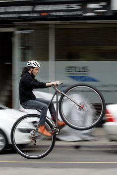 Digital HippieZelda the Custom Titanium 36er | Digital Hippie | Ibis Mojo HDR 650b | Mountain Biking, MTB Castlemaine Victoria