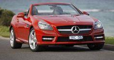 Mercedes SLK Battery Backup Recall Notice