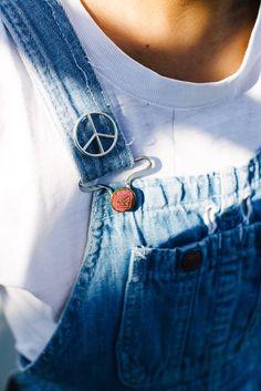 Lucy Michel x fair season peace pin