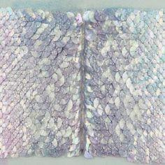 Lesage 法国隐藏式刺绣的组合织物装饰技艺-鱼鳞满铺