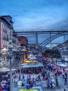 Ribeira, Porto foto de Helena Sampaio