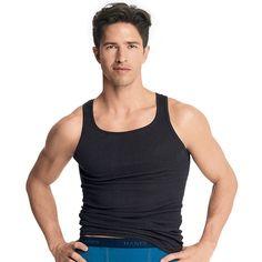 Hanes Classics Men's Tagless ComfortSoft Dyed A-shirt