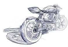 Mac PS Rear Sketch