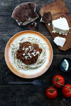 Spaghetti Camembert Cheese, Food And Drink, Pudding, Pasta, Desserts, Tailgate Desserts, Deserts, Custard Pudding, Puddings