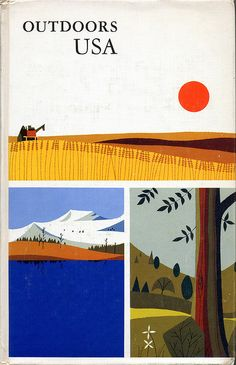 Book cover: Outdoors USA