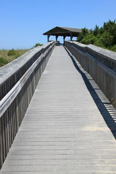 I love this walk....Atlantic beach, NC