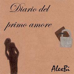 """Cover Cd """"Diario del primo amore"""""""