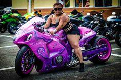 BBW Biker