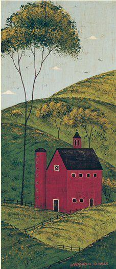 Image detail for -Warren Kimble - Framed Artist Prints, Framed Art Prints…