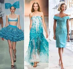 colour trends 2015 fashion - Google Search liked skirt incorporated into design