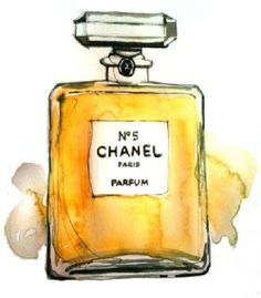 """""""Im often asked what  I wear to bed..Why, Chanel number 5 of course!""""~Marilyn Monroe"""