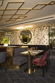 Parigi: ristorante gioiello