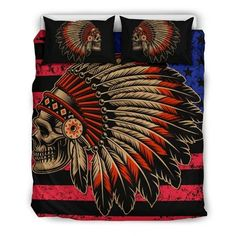 Are you looking for unique bedding sets for adults? We got you covered. All of our bedding sets have unique designs such as gothic bedding sets, skull bedding sets and more. Our bedding sets are super-soft, comfortable, and perfect for any season. Each bedding set comes with a duvet cover and 2 pillow covers. Blue Bedding Sets, Queen Bedding Sets, Gothic Bed, Modern Warfare, Pillow Inserts, Unique Bedding, Pillow Covers, Pillows, Skull