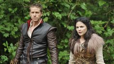 Once Upon A Time (ABC) - new favorite show, best fairy tale show ever.