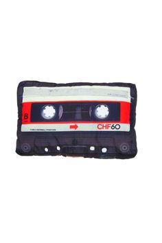 Cassette Pillow