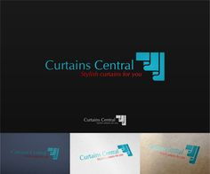 Create a nice logo for a new Curtain business by Dhery™