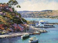 Sausilito, California i'd love to live there some day