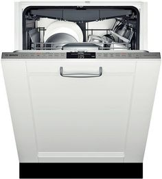 """Bosch SHV68TL3UC 24"""" 800 Series Built In Fully Integrated Dishwasher Panel Ready"""