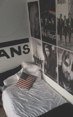 10 Cool And Fun Grunge Bedroom Ideas