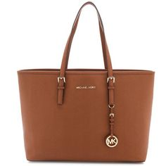 e5e43e57dbf46c Michael Michael Kors Jet Set Travel Multifunction Tote - Luggage Jeans Fit, Michael  Kors Jet