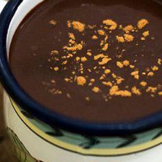 Chocolate a la taza a la española