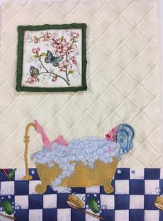 A group of art quilters and textile artists from all over the world create a challenge quilt every two months to a set theme. Textile Artists, My Dream, Textiles, Kids Rugs, Quilts, Blanket, Create, Blankets, Kid Friendly Rugs