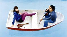 Soprano Uke + small boat = Love.