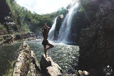 5 cachoeiras imperdíveis na Chapada dos Veadeiros (via Catraca Livre)