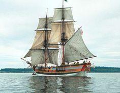 Lady Washington Boat | lady washington or the royal charlotte one of my favorite ships i ...