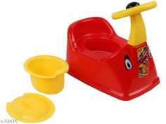 Checkout this latest Other Toys Product Name: *My Ferrari (Red) Baby Care Accessories* Material: Plastic Dimension: (L X B X H) - 27 cm X 41 X 32 cm Description: It Has 1 Piece of Baby Potty Sitter. Country of Origin: India Easy Returns Available In Case Of Any Issue   Catalog Rating: ★4.2 (4253)  Catalog Name: Make Up Stylish Baby Accessories CatalogID_7386 C51-SC1664 Code: 963-72676-777