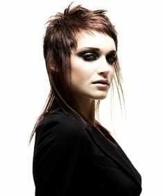Short Mullet Hairstyles for Women | Mullet Hairstyles , edgy hairstyles , mullet , haircut ideas