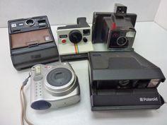 FC5-718GC ポラロイド等フィルムカメラ 5台セット ジャンク_画像1