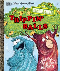 Trippin' Balls from Revised Children's Books | E! Online