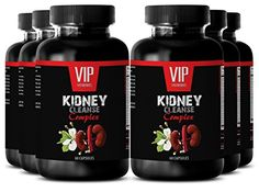 Prostate supplements  KIDNEY CLEANSE COMPLEX  Prostate health supplements  6 Bottles 240 Capsules -- ** AMAZON BEST BUY **