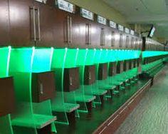 Image result for best college football locker room